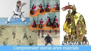 A importância de se conhecer outras artes marciais