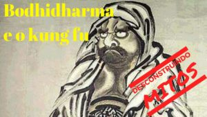 Bodhidharma e o Kung Fu