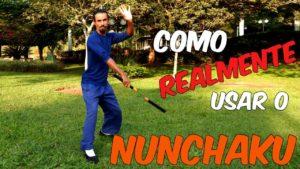 Como Realmente Usar o Nunchaku
