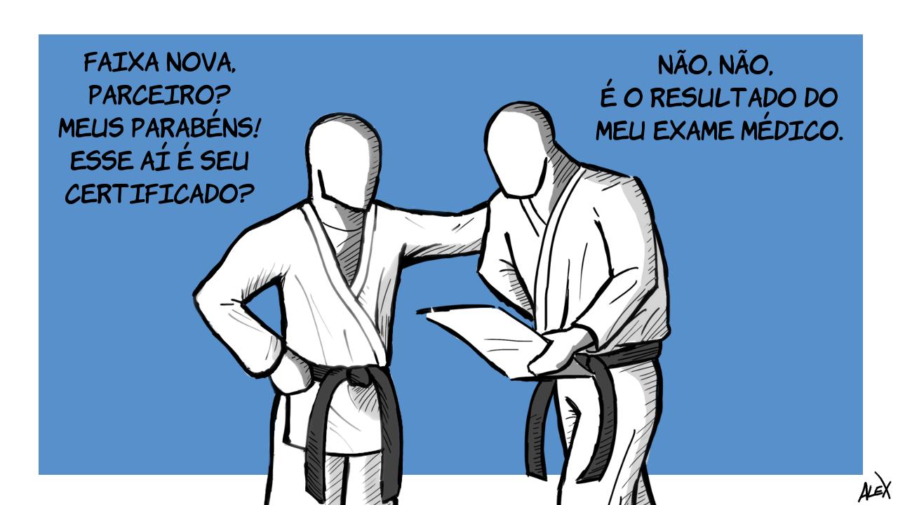 lesões nas academias de artes marciais